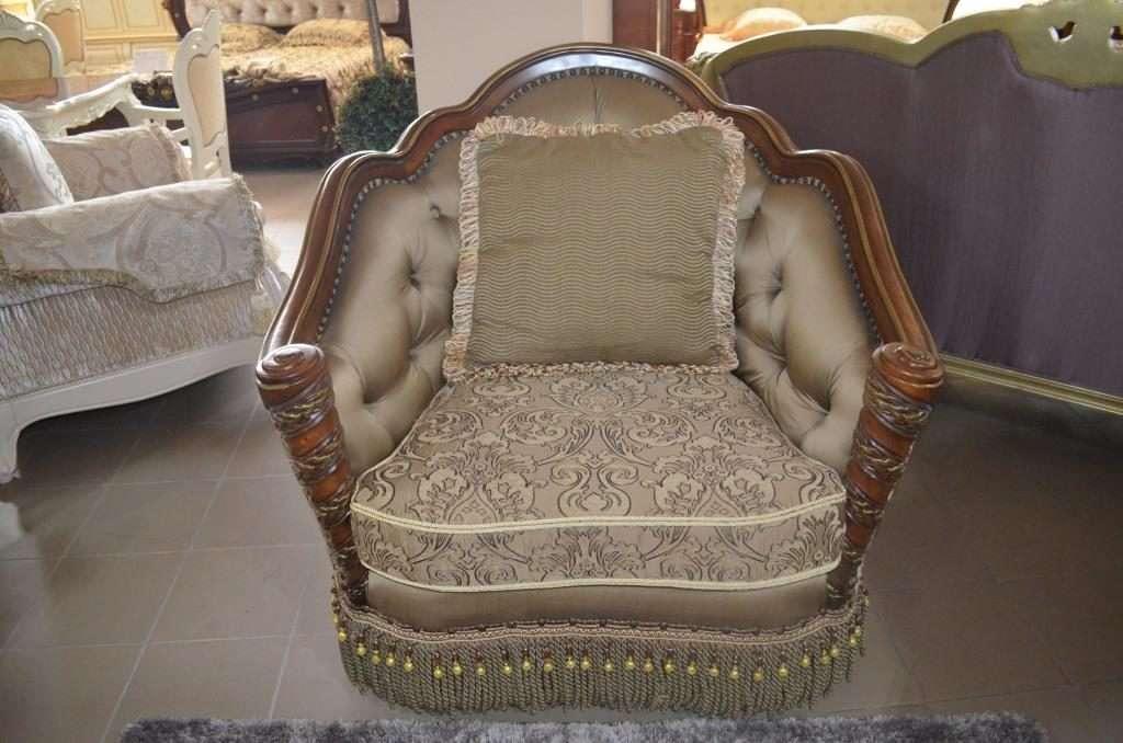 удобное кресло к комплекту мягкой мебели