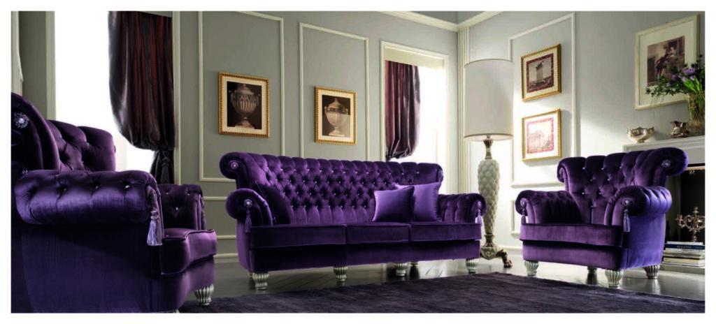 Мягкая мебель в классическом стиле, купить в Киеве. Диваны классика