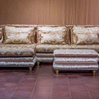 Амадей угловой мягкий диван