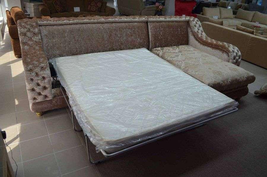 спальное место 1.6х2 в классическом диване