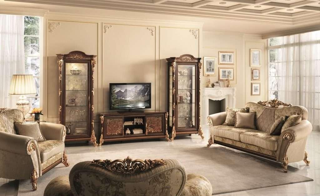 Итальянская мебельная фабрикаArredoClassic - всемирно известный производитель как мягкой мебели