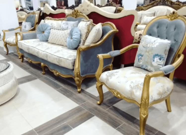 Диван и кресло Камелот - Китай