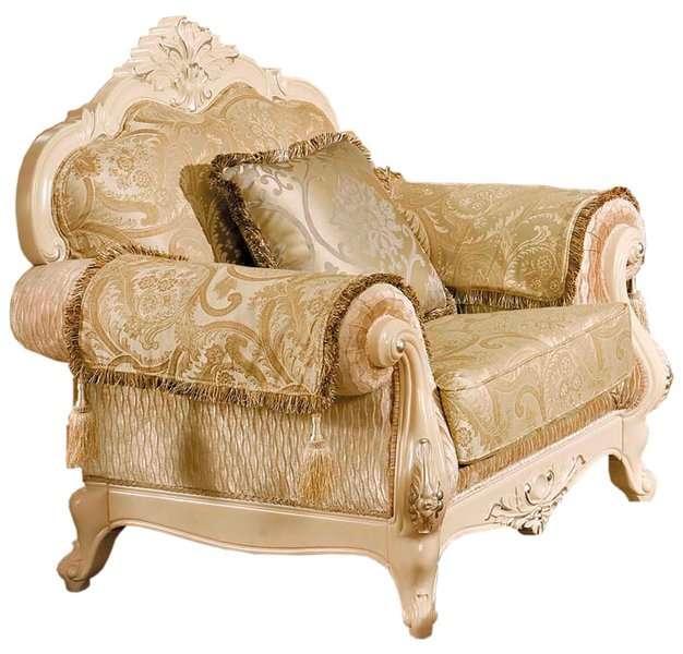 кресло в комплект китайской мягкой мебели Колизей