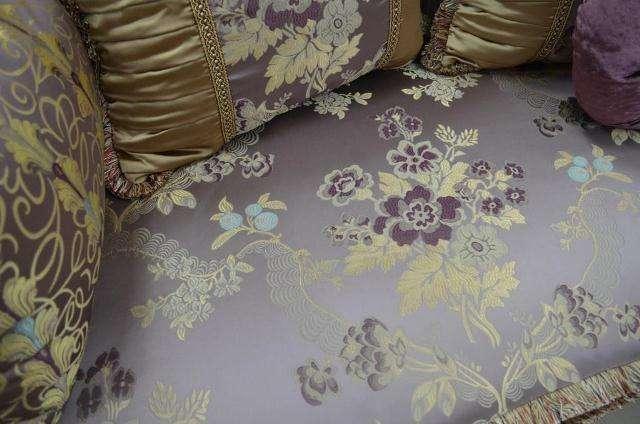 цветочная обивка дивана Даная (Китай)