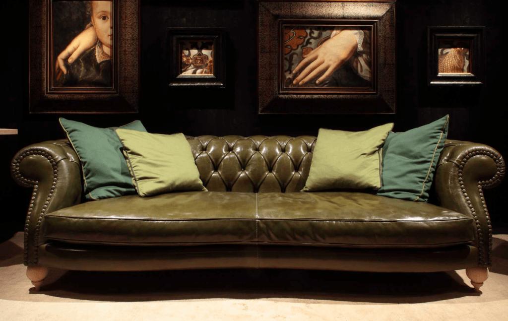 Каталог классических диванов с фото