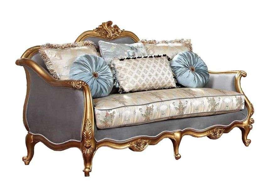 Фото дивана 2 для гостиной Камелот фабрики Аванти: