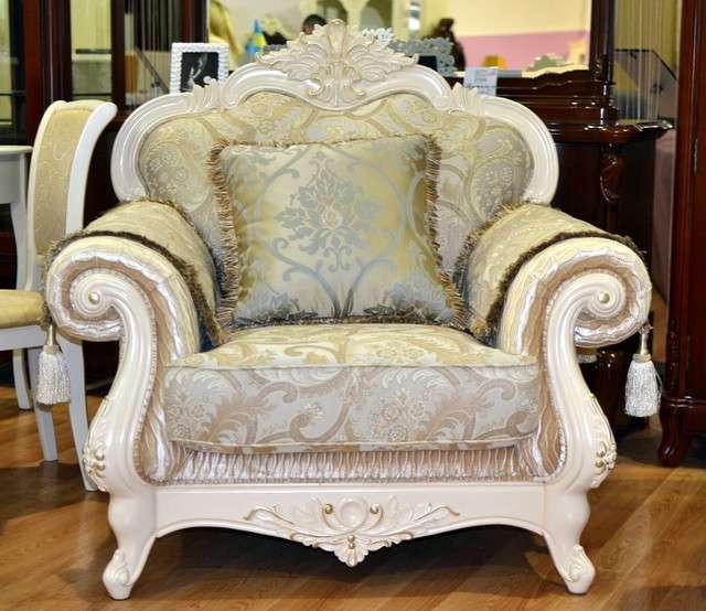 Мягкая классическая мебель Колизей: кресло