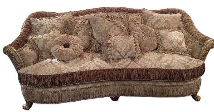 Элитный дорогой диван Леонардо от Epoch of Classic