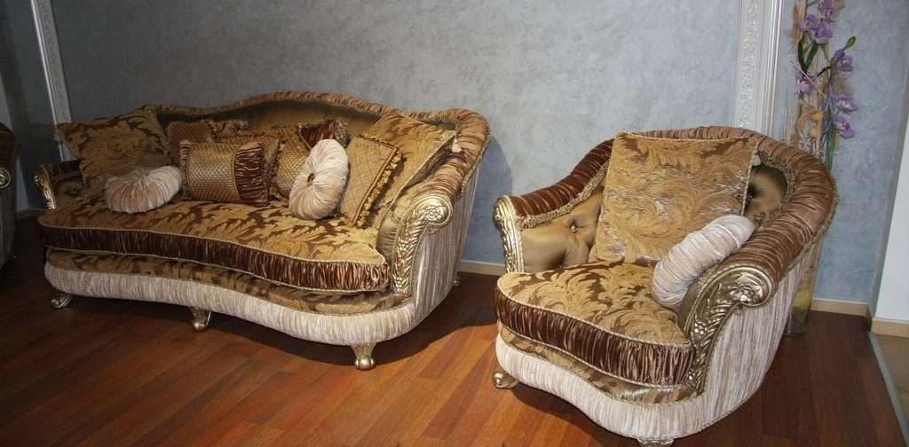 Leonardo Epoch of Classic - мягкая мебель в классическом стиле