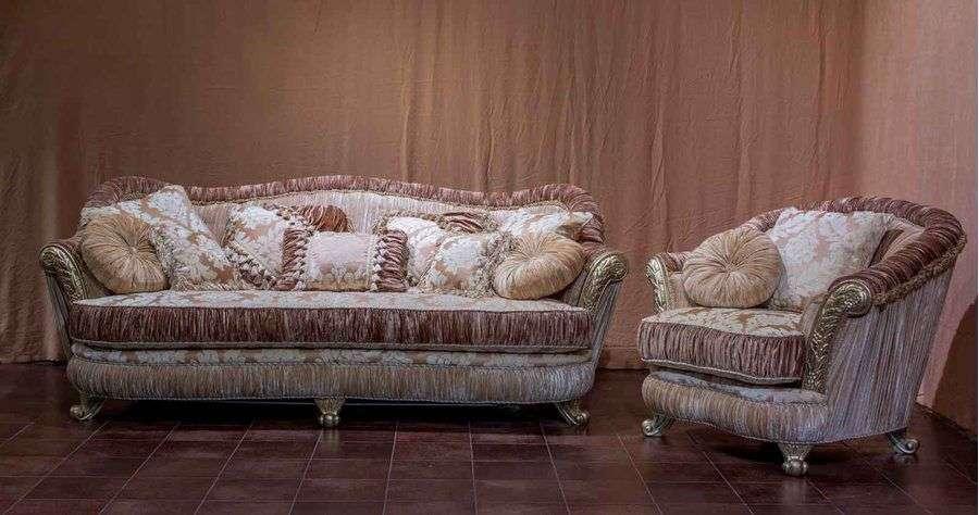 Леонардо - мягкая мебель отEpoch of Classic Bellini. Салон мебели
