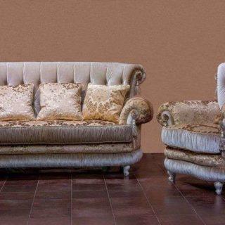 Модесто: классический диван раскладной