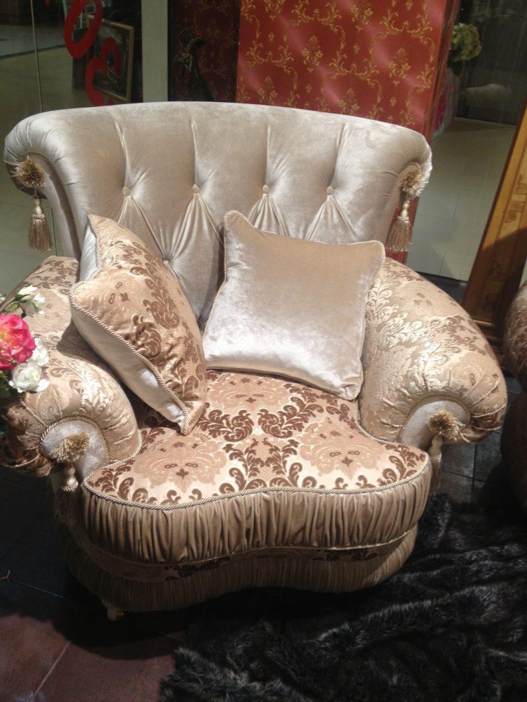 Кресло классика в гостиную Одесса