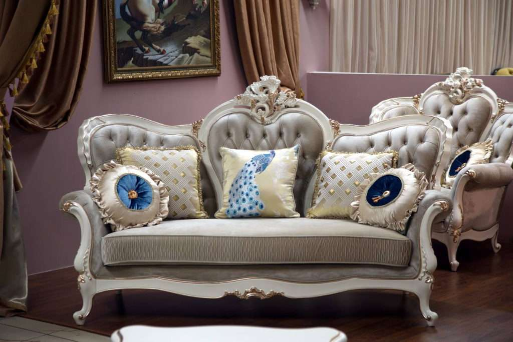 Пале Рояль: диван в классическом стиле от официального производителя Энигма в Киеве