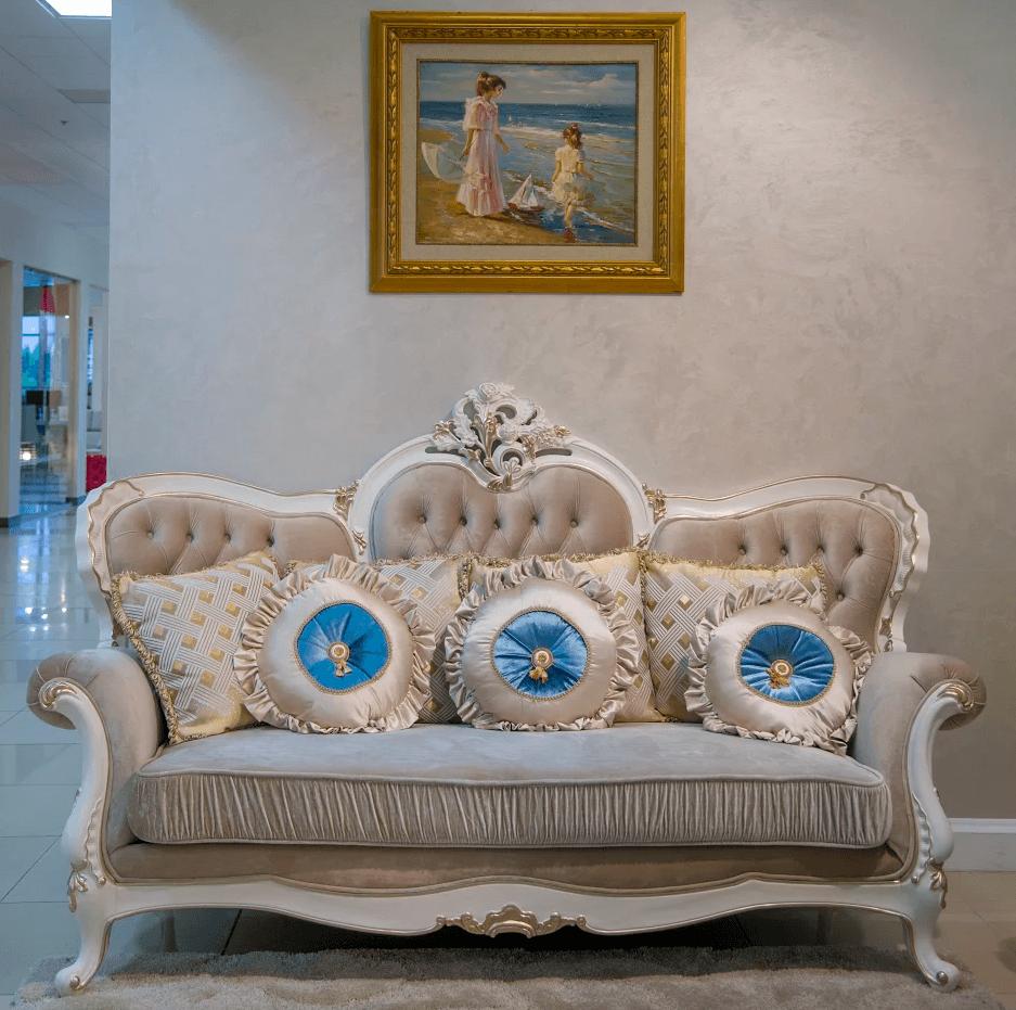 диван Пале Рояль трехместный классический от Энигма Мебель
