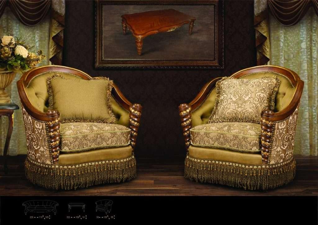Классические кресла Instyle Venice (Венеция)