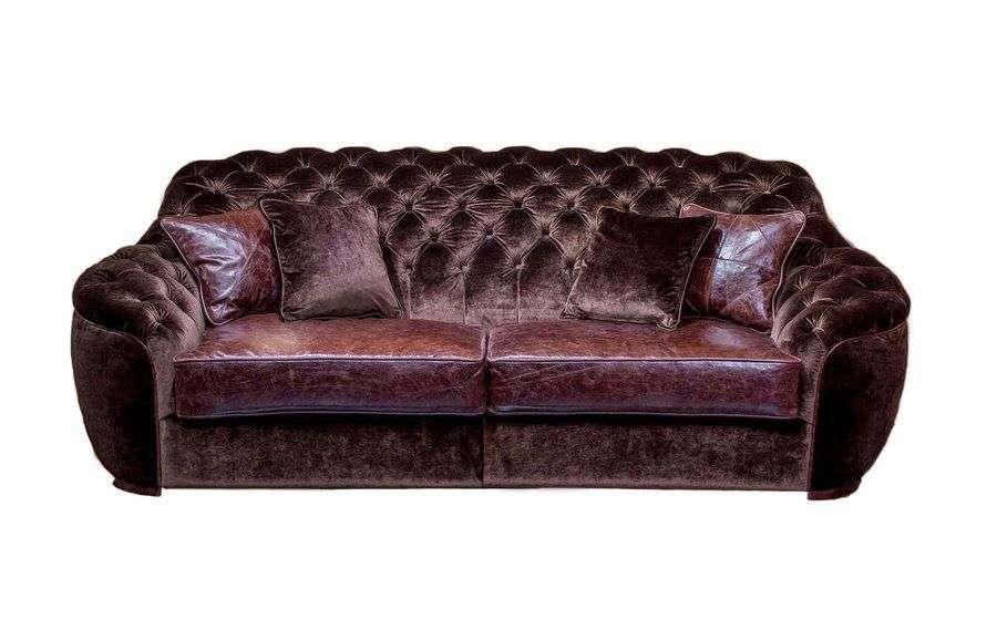 Элитная мягкая мебель для гостиной Маурицио