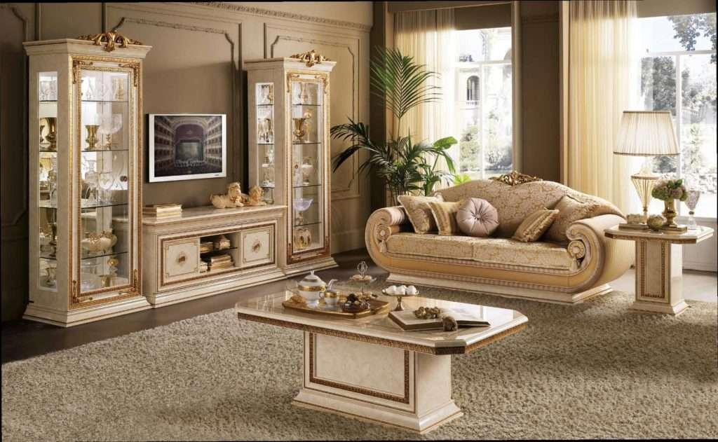 Прямой диван Leonardo от arredo classic