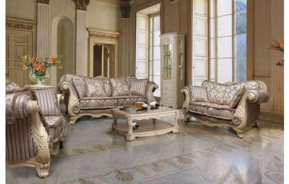 Комплект мягкой мебели диван и кресла Себастьян СБ-203