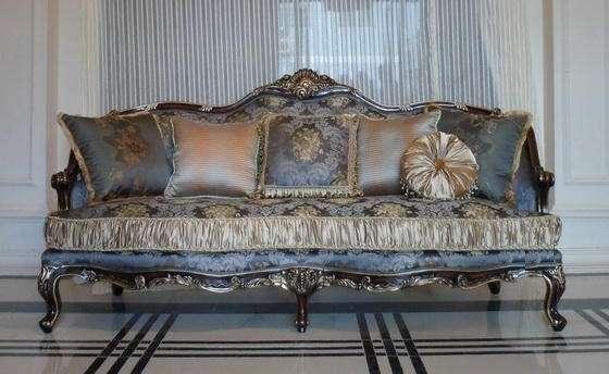 Купить Диван с креслом Сильвия в стиле Рококо от Империал в Киеве