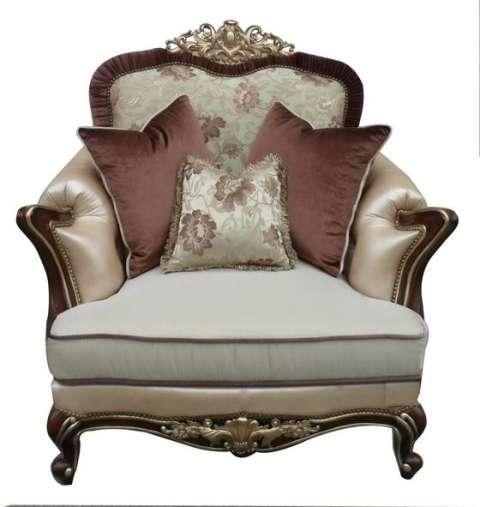 Кресло Роания из массива