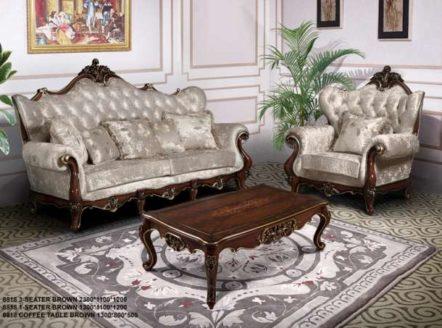 Купить мягкую мебель в классическом стиле Версаль от Enigma