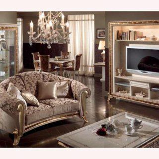 Королевский диван Raffaello из Италии