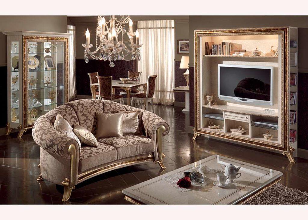 Королевский диван Raffaello из Италии (Arredoclassic). Купить в Киеве.