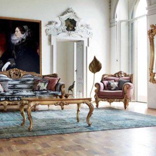 Мягкая мебель Вип-класса Ermes от Silik