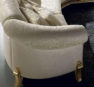 Мягкий диван Raffaello от фабрики arredoclassic