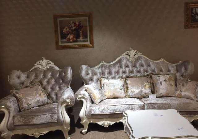 Диван в классическом стиле Версаль