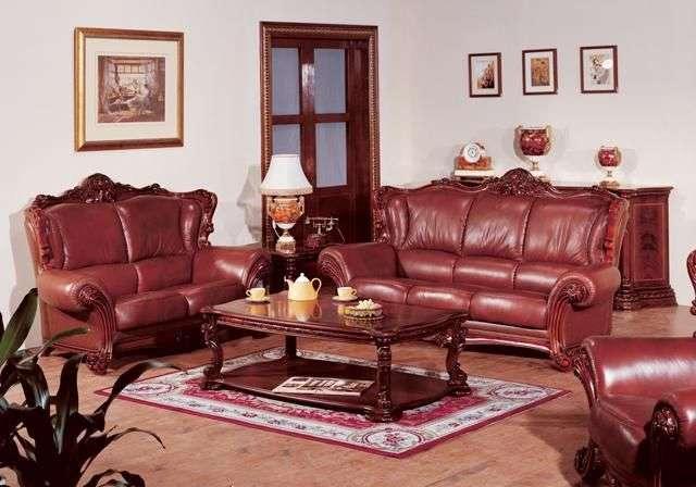 Мягкая мебель Carpenter 208(темный) в стиле Барокко. Испания