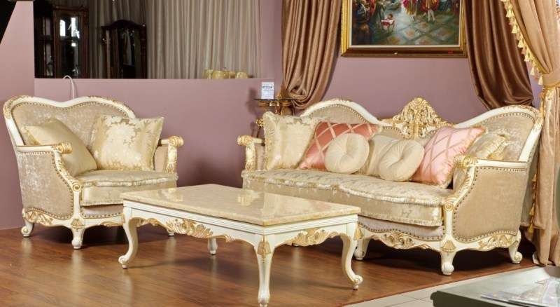 Классический диван Рамирес