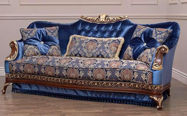 Купить Оригинальный прямой диван Карат от Shalennyy&Co в Киеве