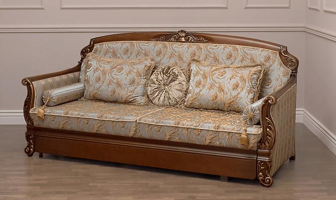 Классический диван Барселона от украинского производителя Shalennyy&Co