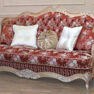 Шикарный красный диван Beрсаче