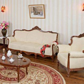 Мягкая элитная мебель Могадор стиле классицизм