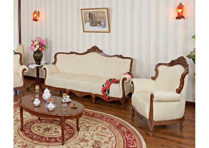Элитная мягкая мебель Магадор. Классицизм