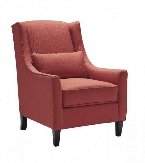 Высокое декоративное кресло Эшли