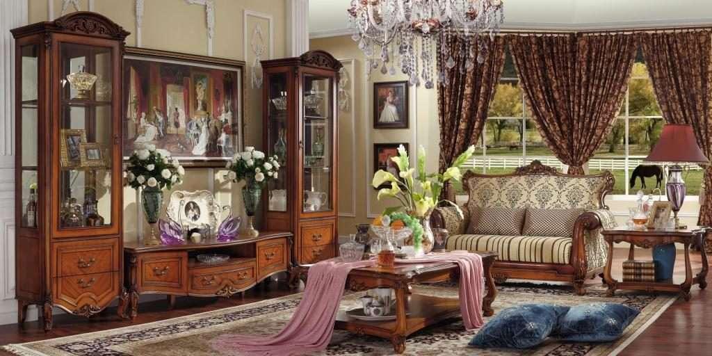 Королевский диван Карпентр 236 В