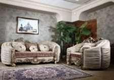 Радиусный диван Белла Рива (Bella Riva)
