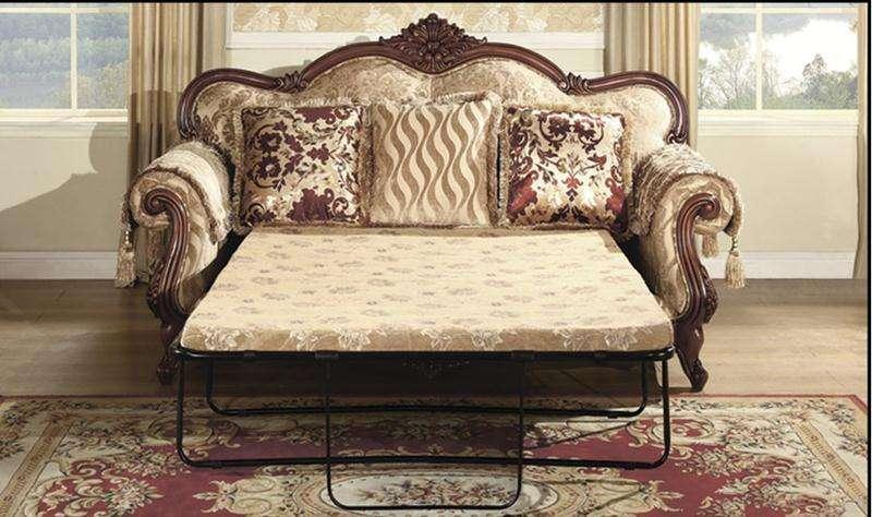 Раскладной классический диван Патиций