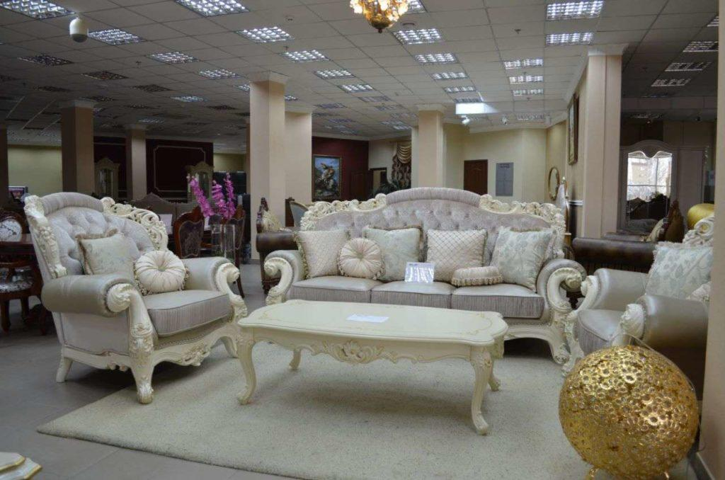 Комплект мебели премиум-класса Романо.