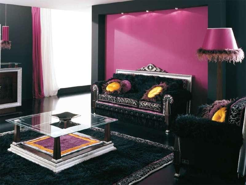 Двухместный диван в стиле Арт Деко итальянской фабрики Altamoda Atelier