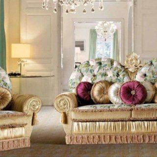 Элитная королевская дорогая мебель Королева, ALTA MODA
