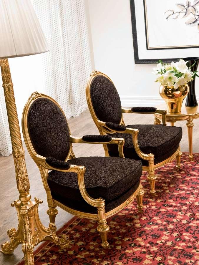 Кресло с подлокотниками от Silik