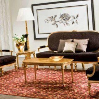 Классический диван Edoros от SILIK