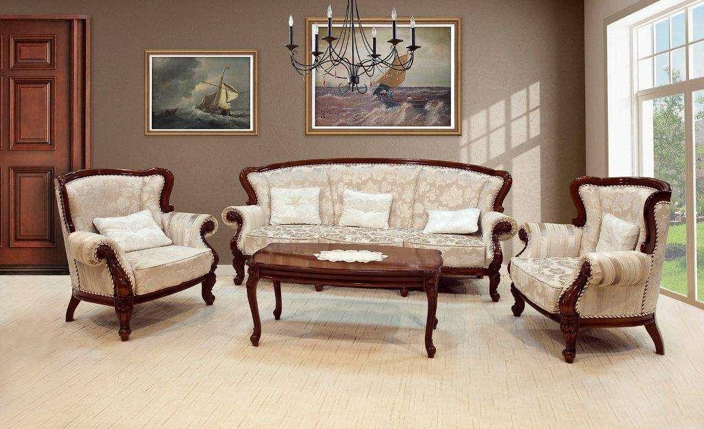 Мебельный комплект румынского гарнитура Фирензе. Симекс в холл