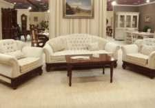 Комплект мягкой мебели Венеция Люкс, (Venetia LUX)