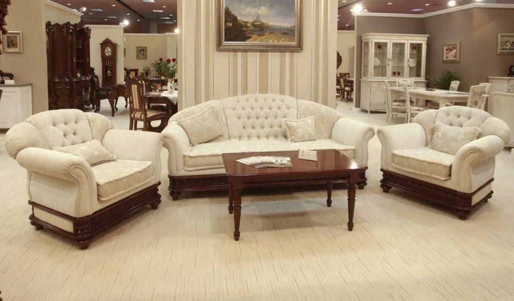 Мягкая мебель. Комплект Ана. Румыния