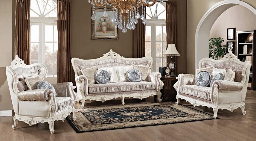 Купить диван в стиле барокко со склада в Киеве, Одессе, Днепре